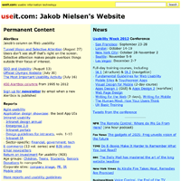 useit.com: Jakob Nielsen's Website