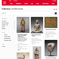 Collection | The Metropolitan Museum of Art